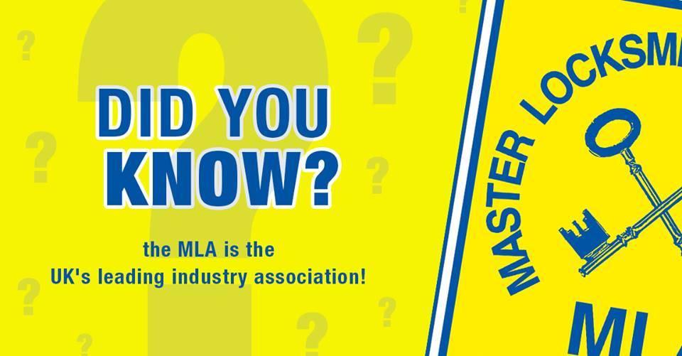 MLA - Master Locksmiths Association