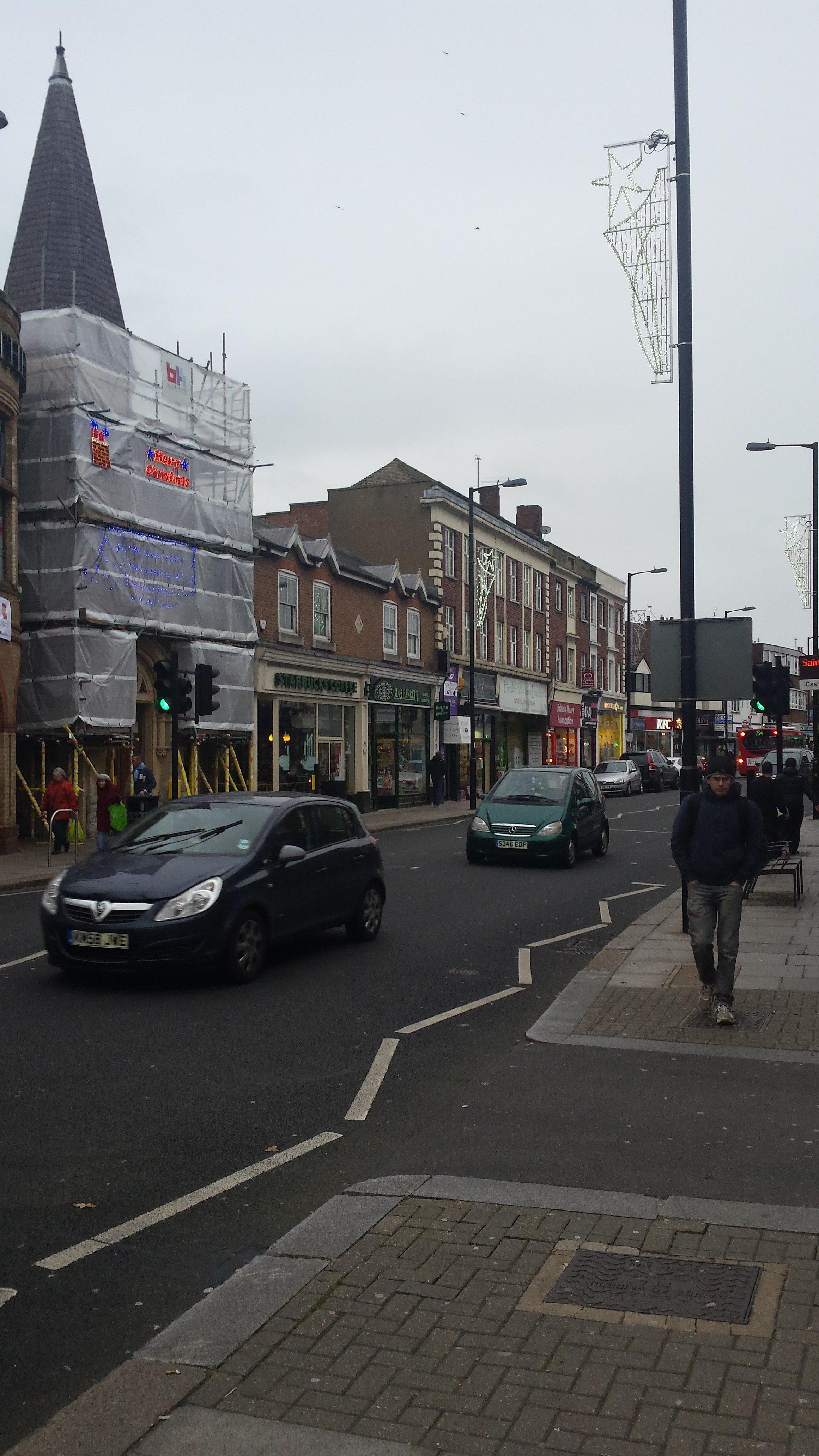 Barnet high street