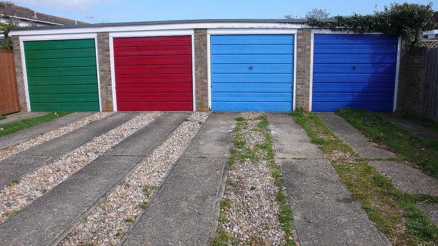 Garage Door secure garage door : Garage Door Security Top Tips