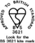 British Standard 3621 kite mark