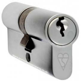 UPVC high security lock euro cylinder