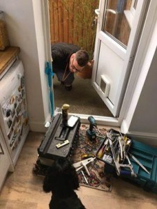 training to become a locksmith