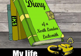 starting as a locksmith diary