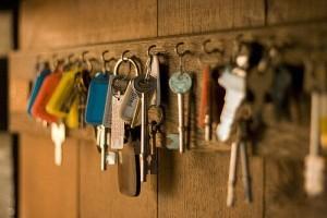 multiple keys keyed alike