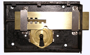 Barron First Lever lock/ Chubb Lock