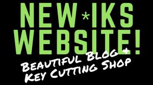 IKS Locksmiths New Website