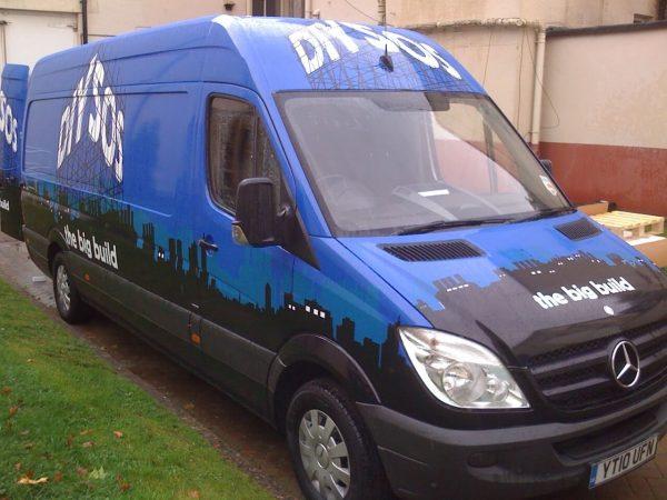 DIY SOS Van