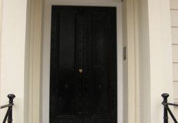 communal door security