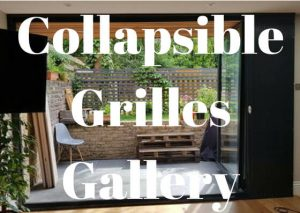 collapsible grilles gallery