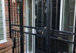 security door grilles