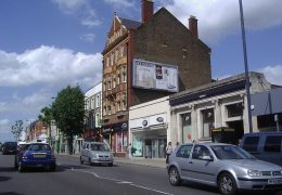 North Finchley street