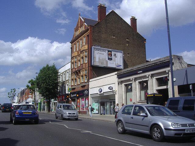 North Finchley street