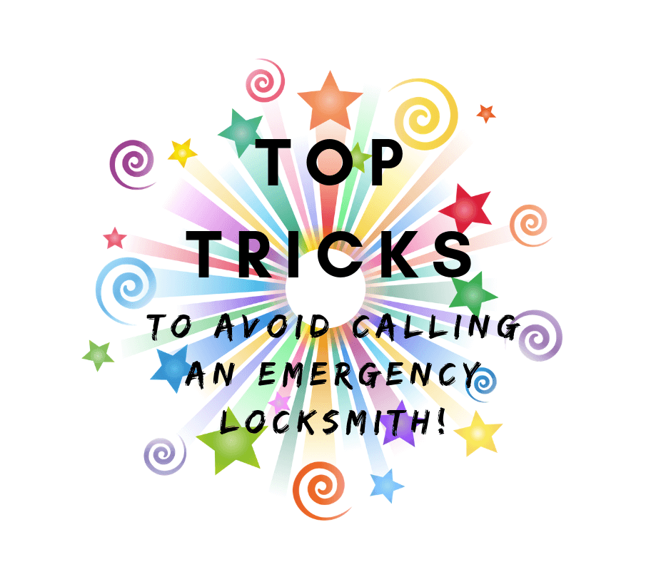 top tricks to avoid calling a locksmith
