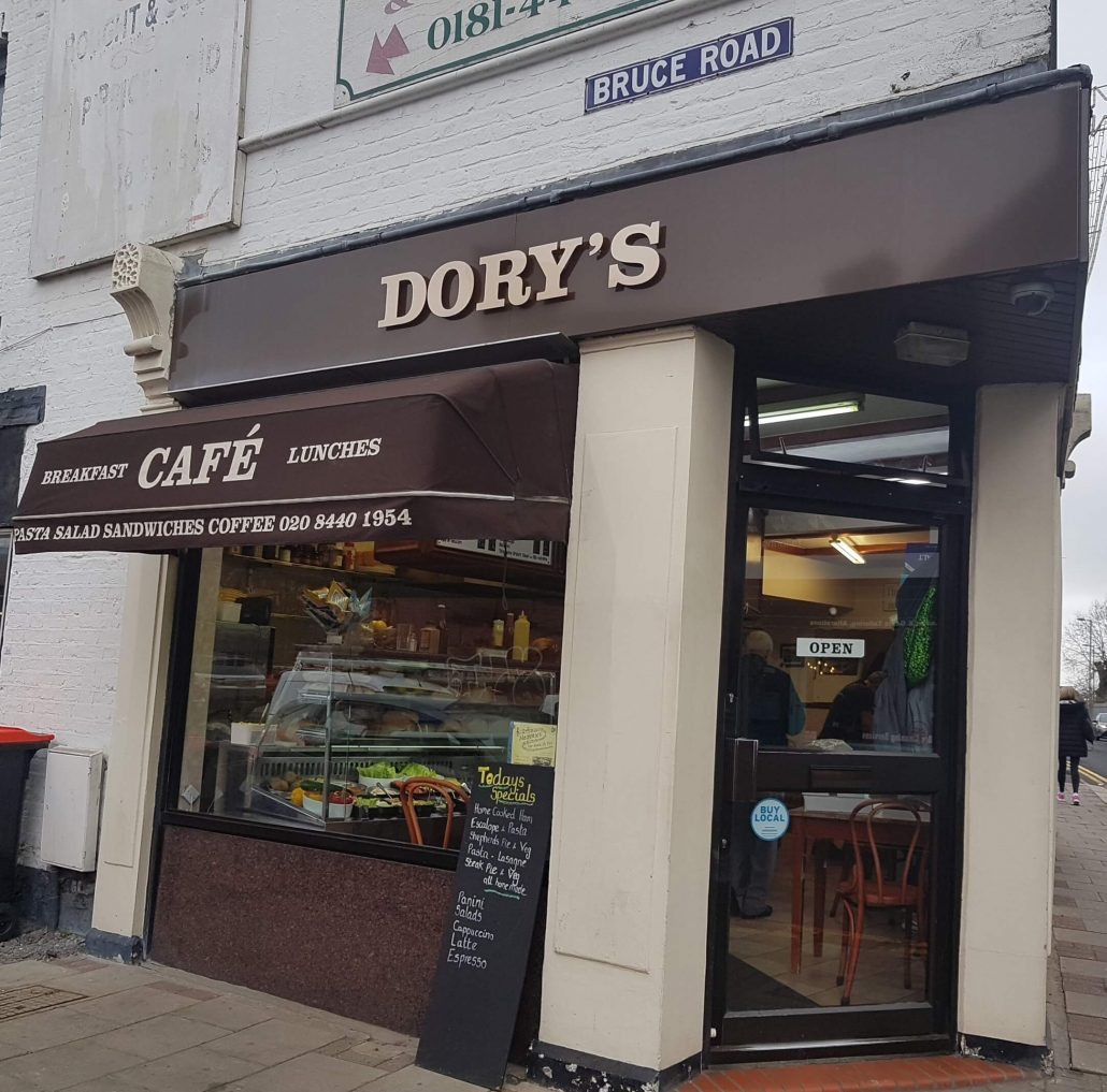Dorys cafe High barnet