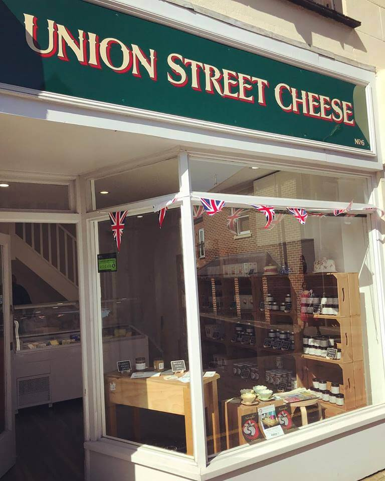 shop local barnet union street cheese shop