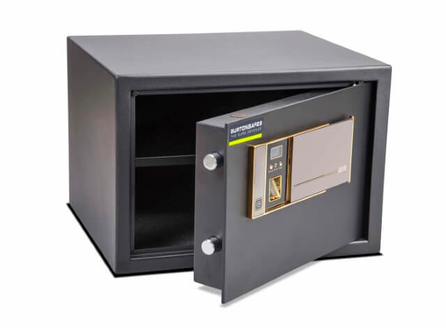 Biosec Fingerprint Safe
