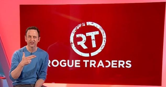 Matt Allwright BBC Rogue Traders