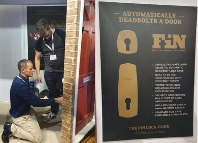 The Fin Lock MLA Expo 2019