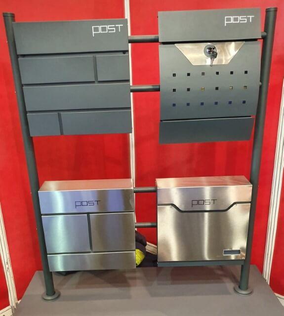 security post boxes master loksmith association expo 2019