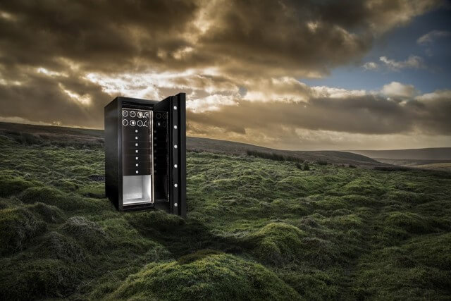 The Luxury Range From Burton Safes