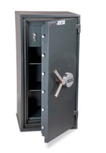 Firesec 1060 fireproof safe - suitable for commercial premises