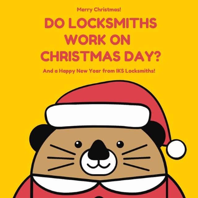 Locksmith Christmas