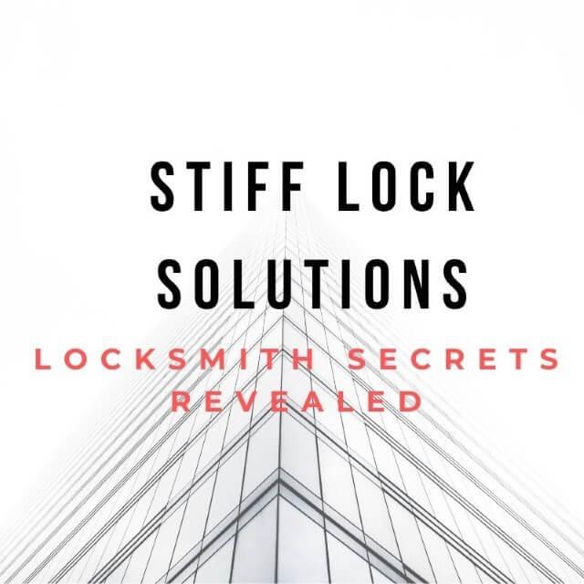 Stiff lock solutions