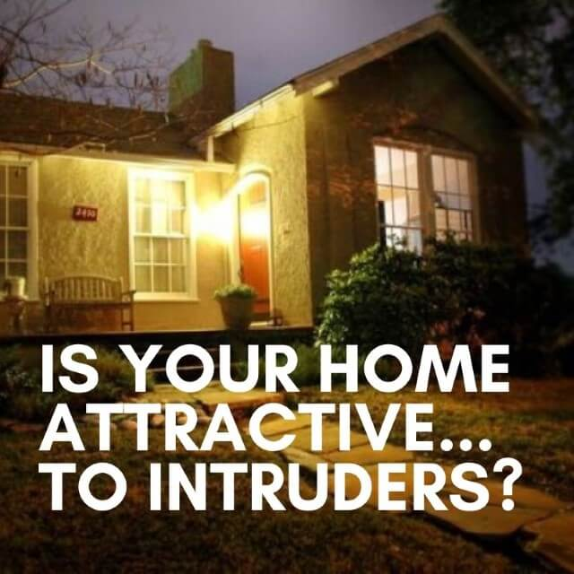 Burglary target home