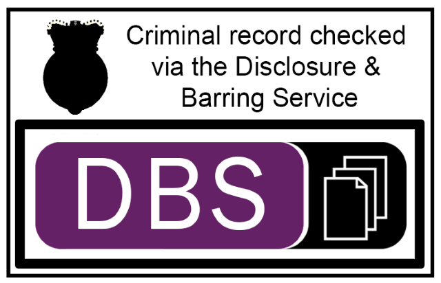 DBS CRB checked locksmith