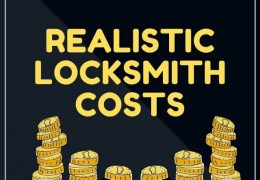 locksmith costs