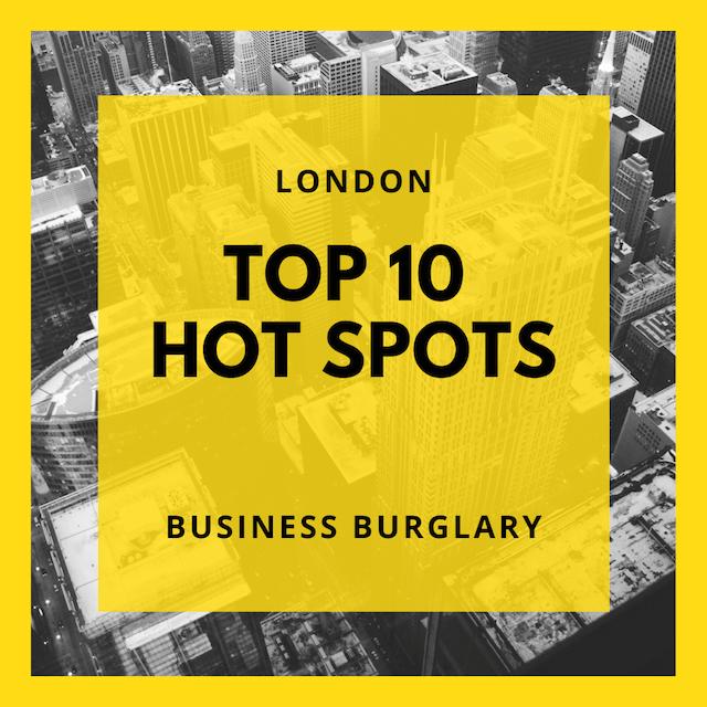 business burglary