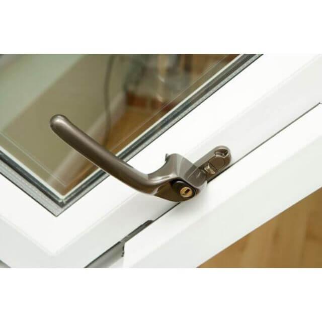 key operated window lock