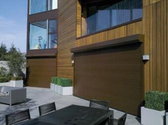 roller shutters installed in london
