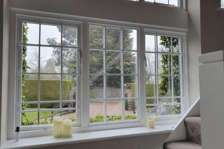 hone fixed security grilles