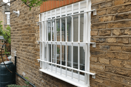 strapping grilles installation