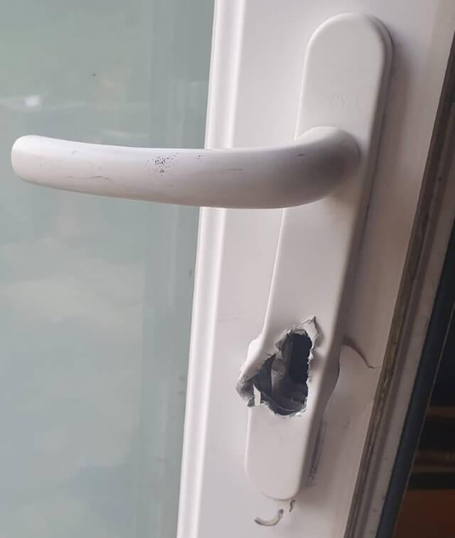 snapped upvc door lock barnet, north london