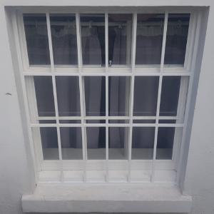 external georgian security grilles