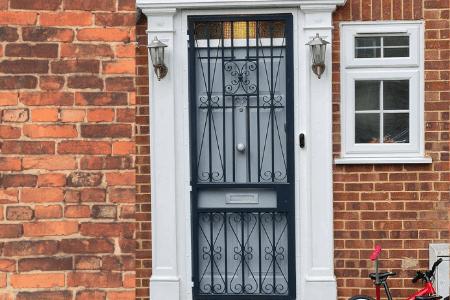 decorative security gate
