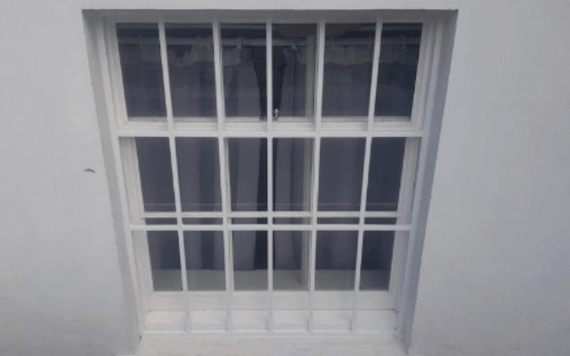 basement window security installed in Richmond